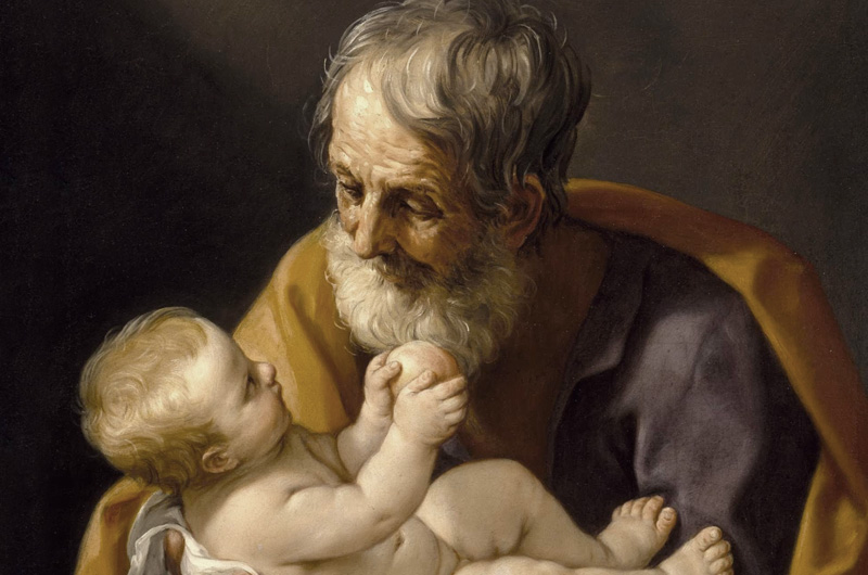 Beard of St. Joseph
