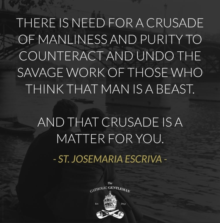 manly crusade